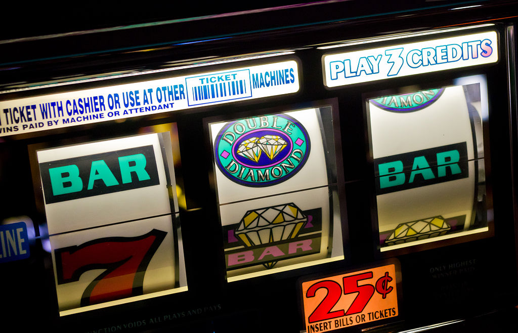 The history of the slot machine is an intriguing one