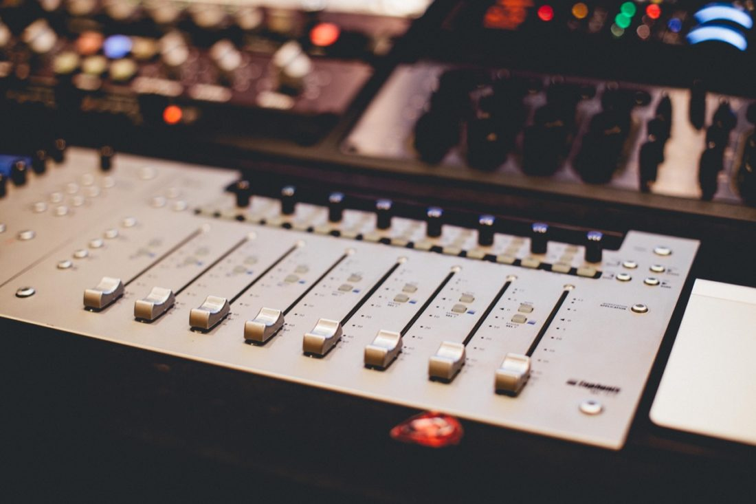 There are a number of schools is Becoming an Audio Engineer is a goal of yours